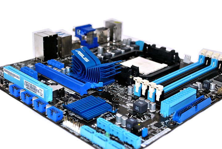 1412 Asus M4A88TD M/USB3 Motherboard Review