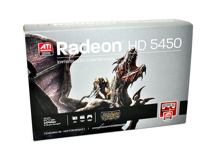170 HIS Radeon HD 5450 Ram 1G Review