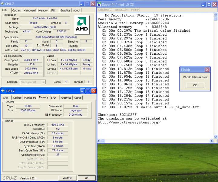 1m AMD Athlon II X4  620 4หัวราคา4,000นิดๆ มาแล้วจ้า