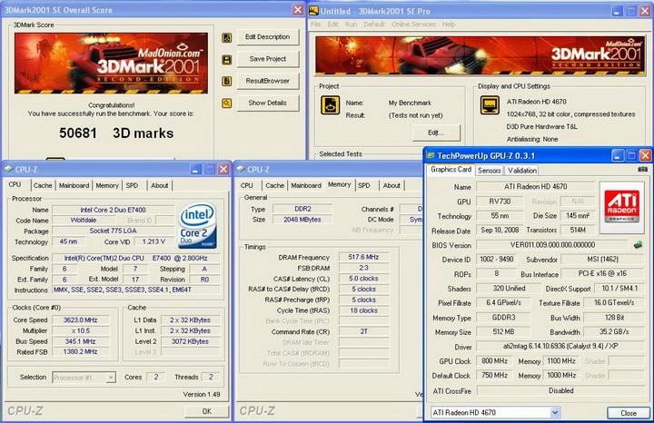 20013 MSI P41T C33
