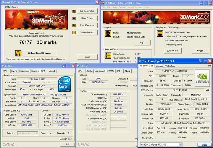 20017 MSI X58 Pro