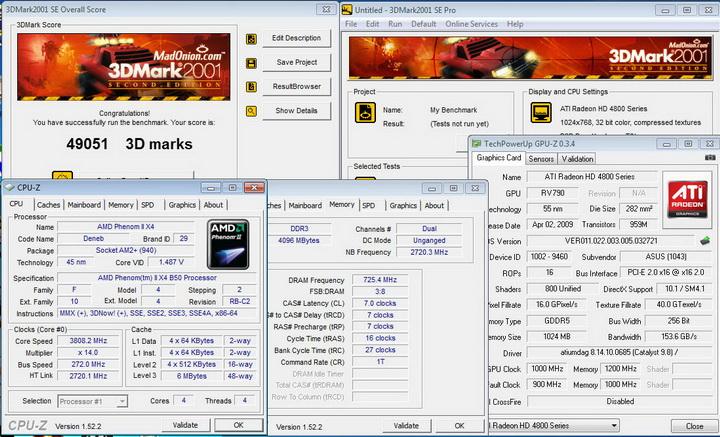 20019 ASUS Crosshair III Formula Review