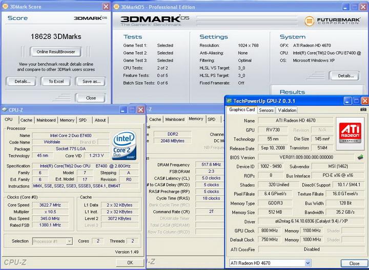 20053 MSI P41T C33