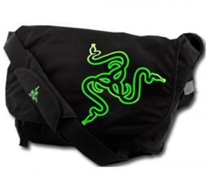 razer messenger bag sling edition 300x274 Mechanical gaming keyboard Razer Blackwidow พร้อมโปรโมชั่นโดนๆ ลงตลาดแล้ว