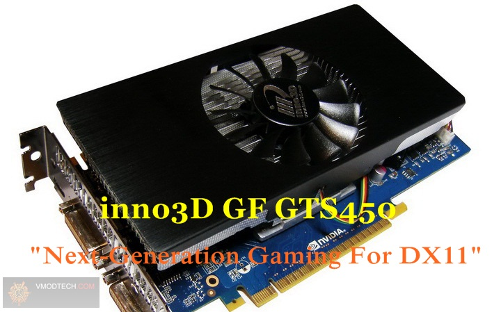 8 gts450 main1 big1 inno3D GF GTS450 1GB DDR5