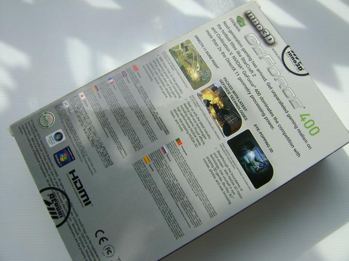 dsc04750 inno3D GF GTS450 1GB DDR5