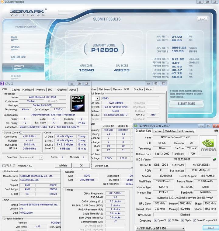 970 1000 19403 inno3D GF GTS450 1GB DDR5