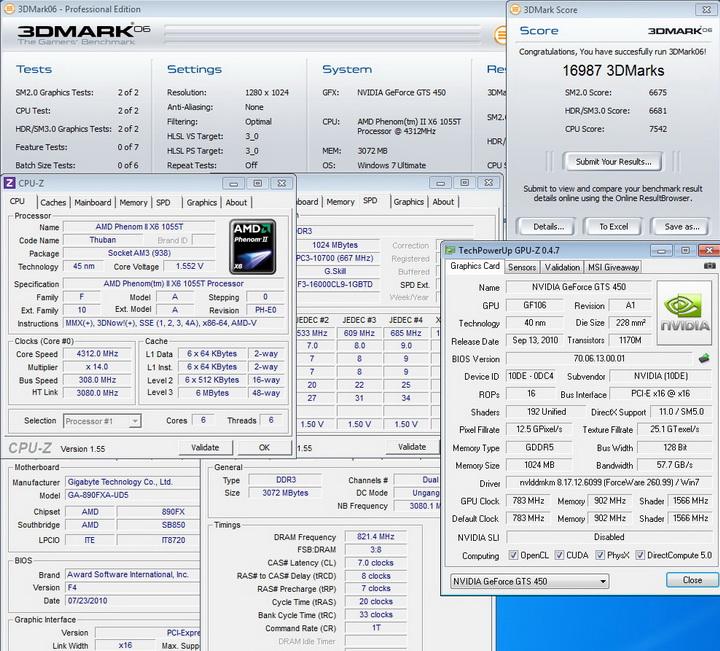 default5 inno3D GF GTS450 1GB DDR5