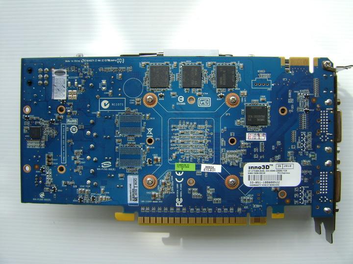 dsc04761 inno3D GF GTS450 1GB DDR5