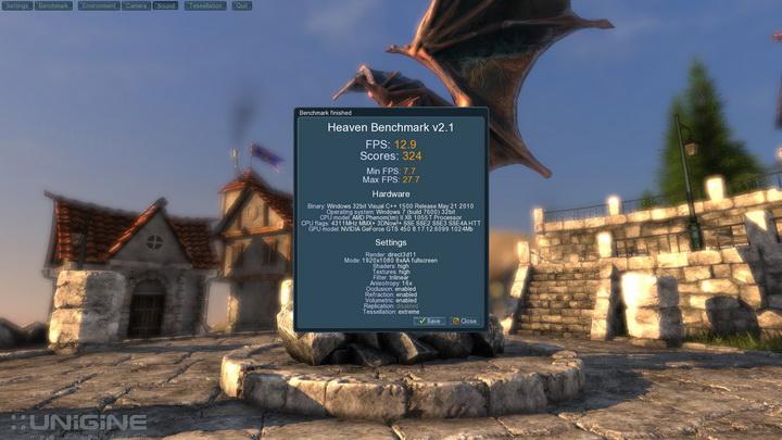 unigine 2010 11 05 21 27 58 76 inno3D GF GTS450 1GB DDR5