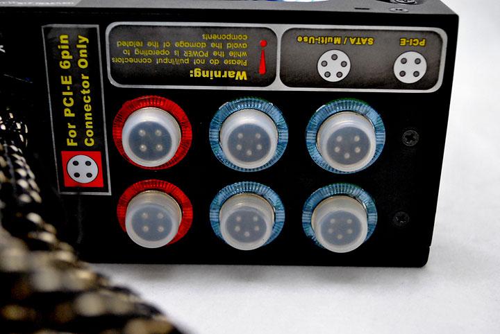 111 Super Flower AURORA 750 watt  80plus