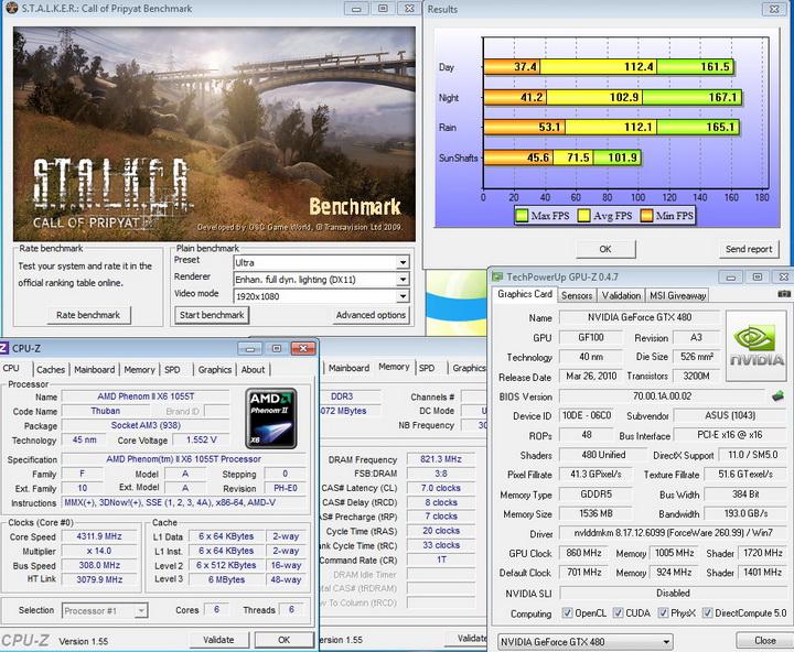 stalker ASUS ENGTX480 1.5GB DDR5