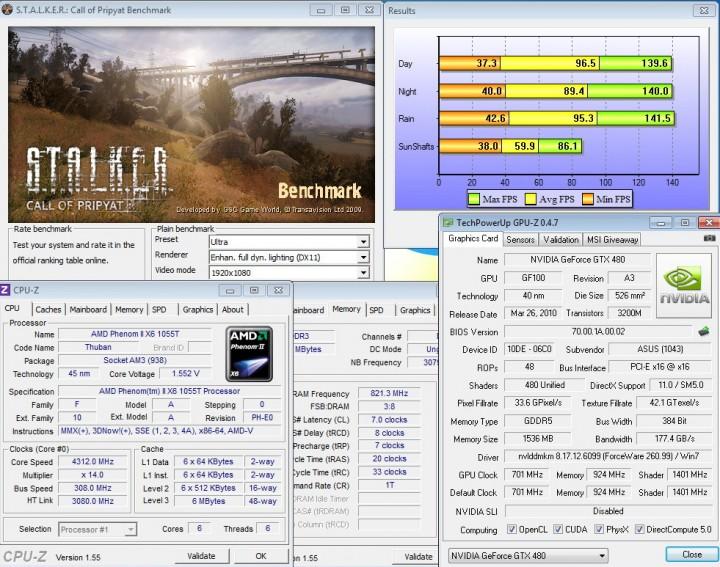 stalker1 720x567 ASUS ENGTX480 1.5GB DDR5