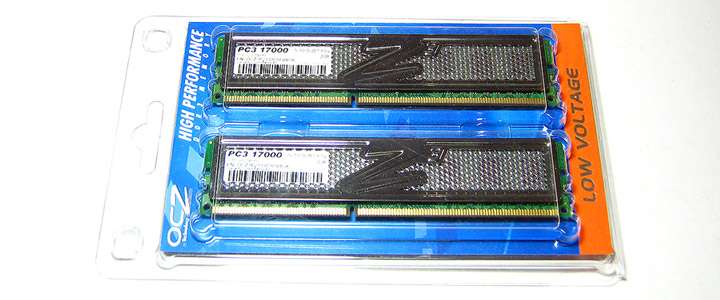 1 introduction Memory OCZ PC3 17000 Platinum Series : Review