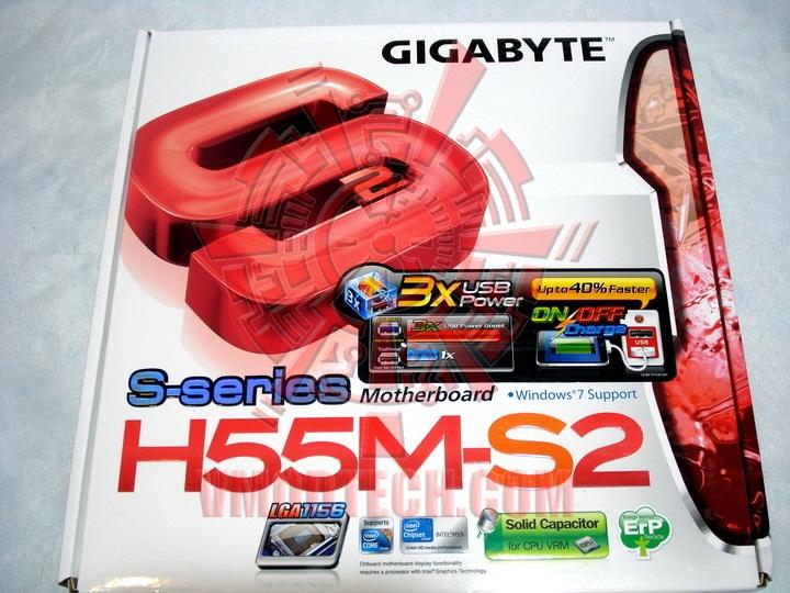 box0 Gigabyte H55M S2 Motherboard