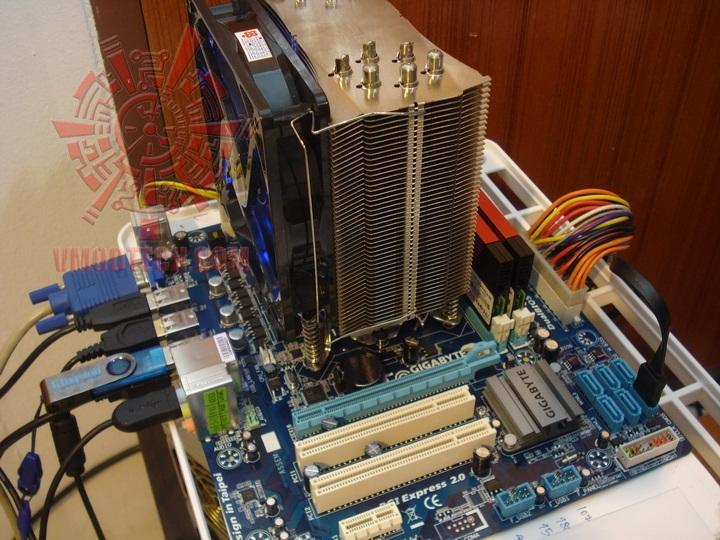 test system Gigabyte H55M S2 Motherboard