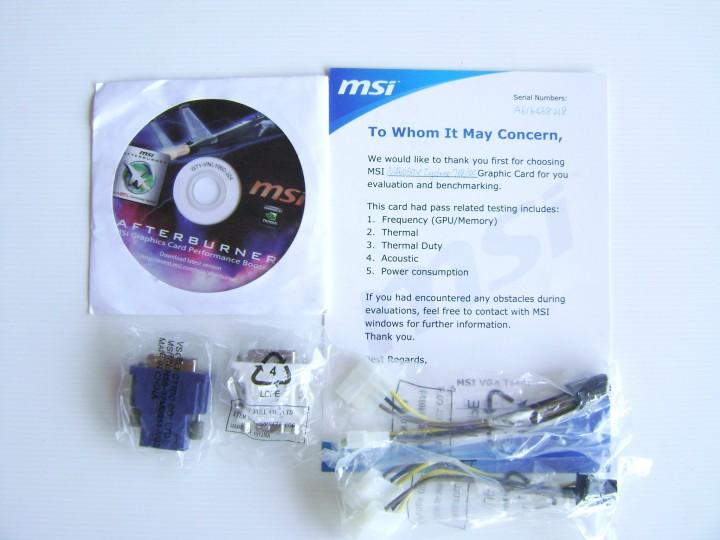 dsc04801 720x540 msi N460GTX Cyclone 768D5 OC EDITION