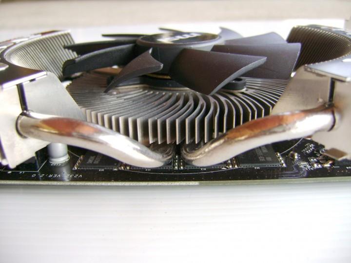dsc04809 720x540 msi N460GTX Cyclone 768D5 OC EDITION