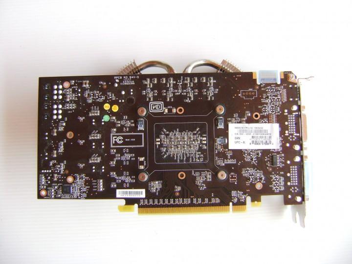 dsc04812 720x540 msi N460GTX Cyclone 768D5 OC EDITION