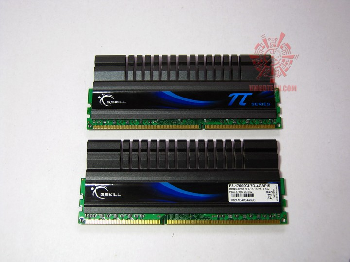 gskill f3 17600 4gbpis 09 720x540 Memory G.Skill F3 17600 CL7D 4GBPIS : Review