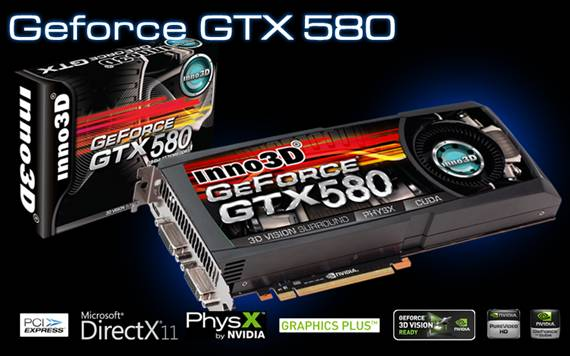 image014 Inno3D Geforce GTX 580 Return to The King