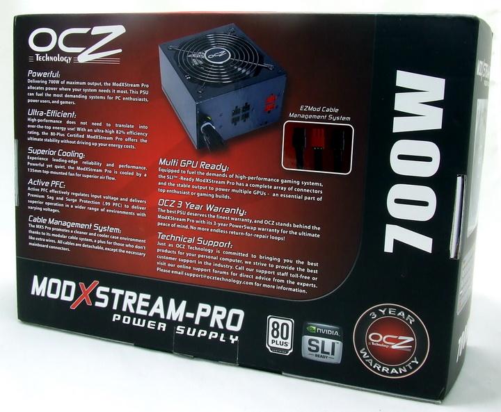 dscf2234 MODX stream Pro 80+ PSU