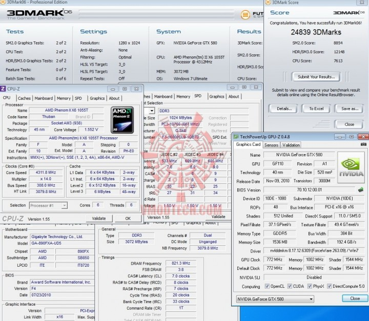 default1 720x627 GALAXY GF GTX580 1536MB DDR5 Review