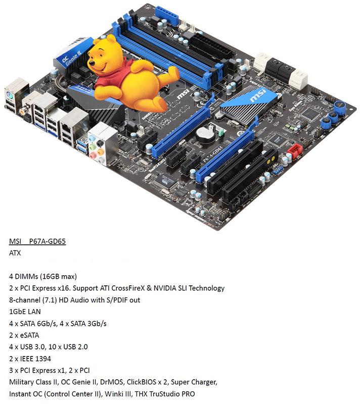 msi p67a gd65 MSI P67A GD65