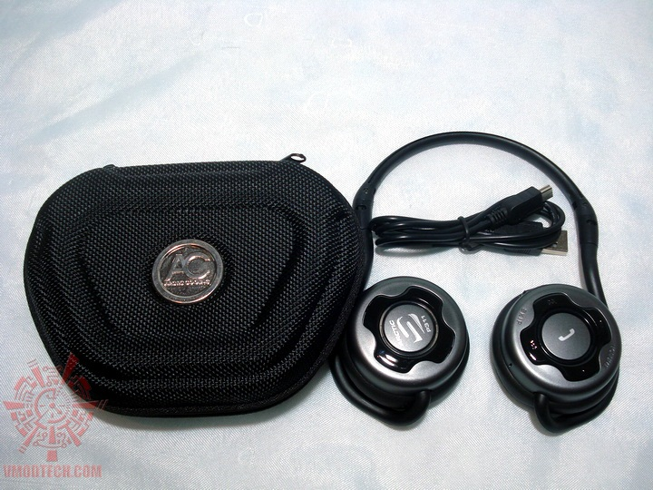 story4 Arctic Cooling P311 Bluetooth Stereo Headset