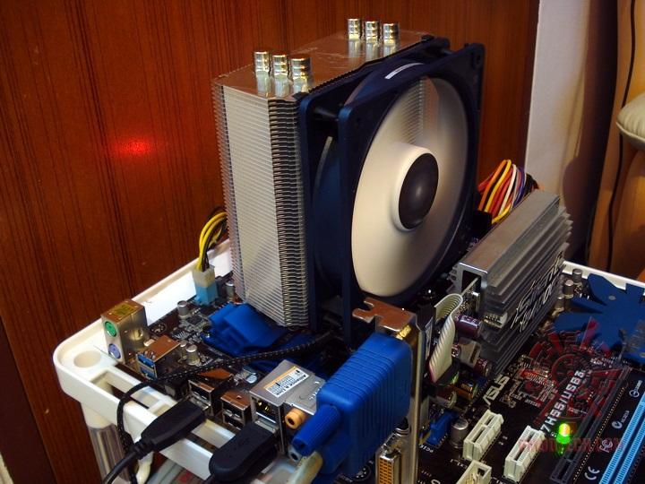 testing1 TITAN Hati CPU Heatsink