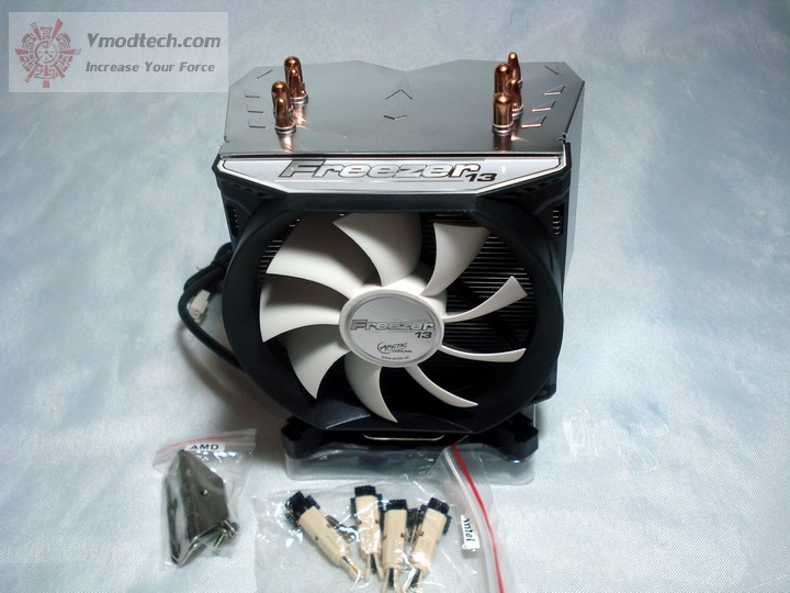 arctic1 Arctic Cooling Freezer 13 CPU Heatsink