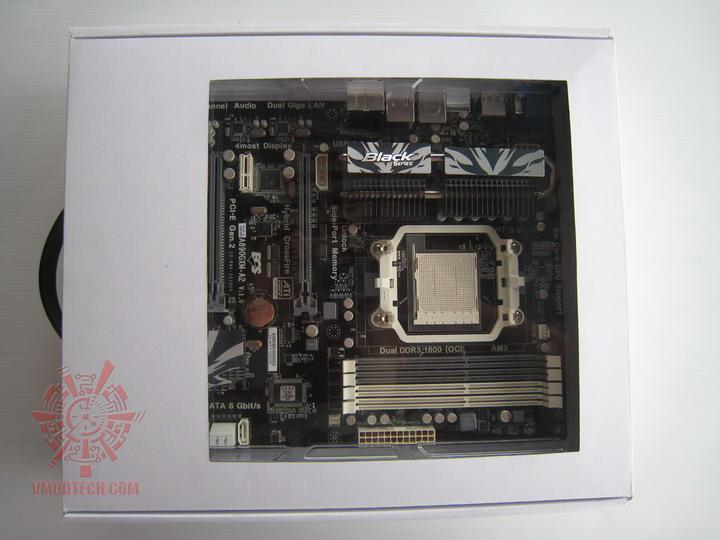 img 0599 ECS A890GXM A2 Black Extreme Review