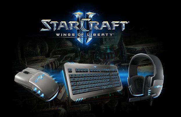 razer starcraft ii gaming gears ARC ส่ง Set Razer Starcraft 2 ให้ยลโฉมกันแล้ว วันนี้ !!