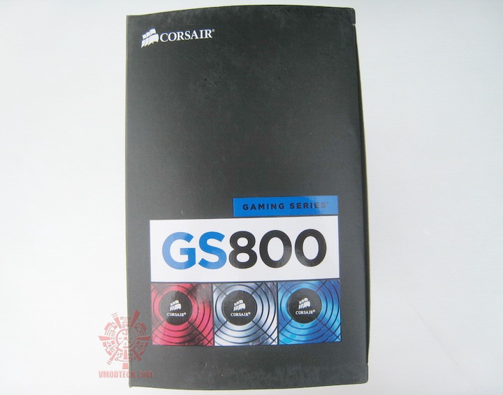 img 0595 Corsair Gaming Series GS800 Power Supply 80+ Review