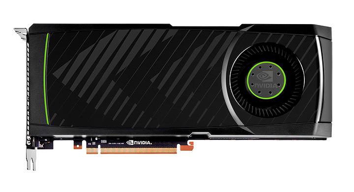 geforce gtx 580 front GIGABYTE NVIDIA GeForce GTX 580 1536MB GDDR5 Review