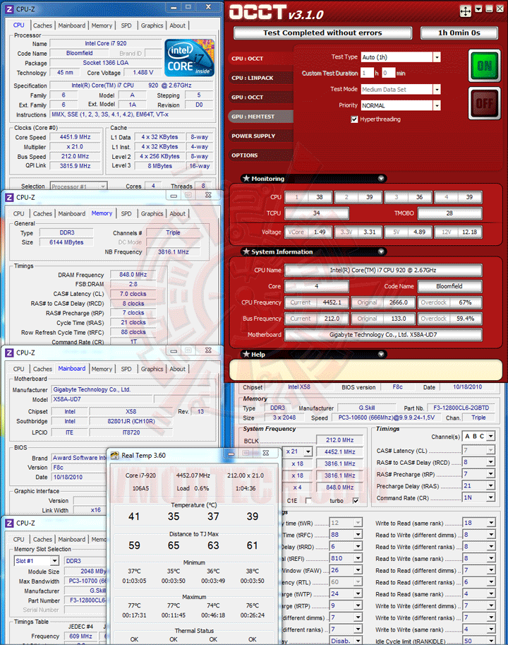 occt HIS AMD Radeon HD 6970 2GB GDDR5 Review