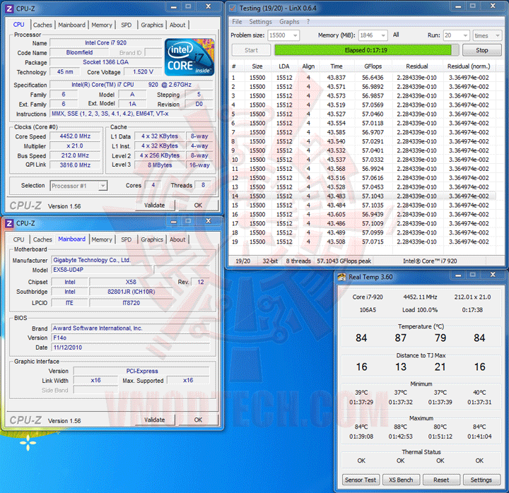 4452ud4p 1 EVGA GeForce GTX 570 1280MB GDDR5 Overclocking Review
