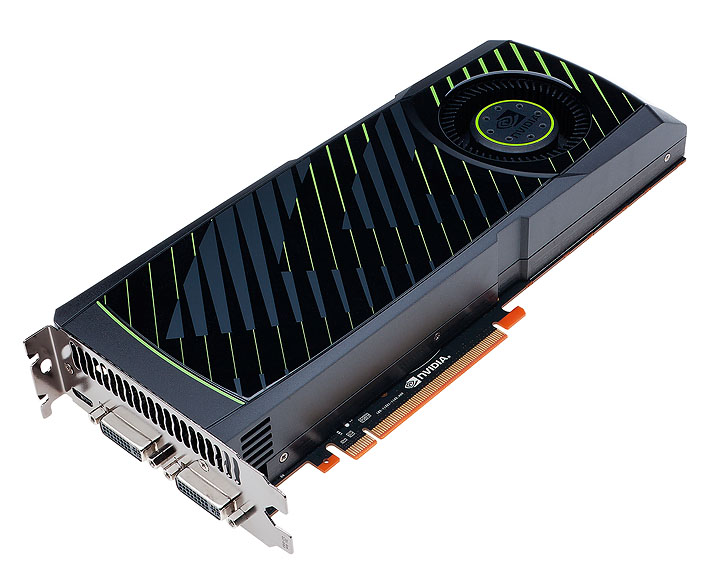 geforce gtx 570 3qtr NVIDIA GeForce GTX 570 1280MB GDDR5 Debut Review