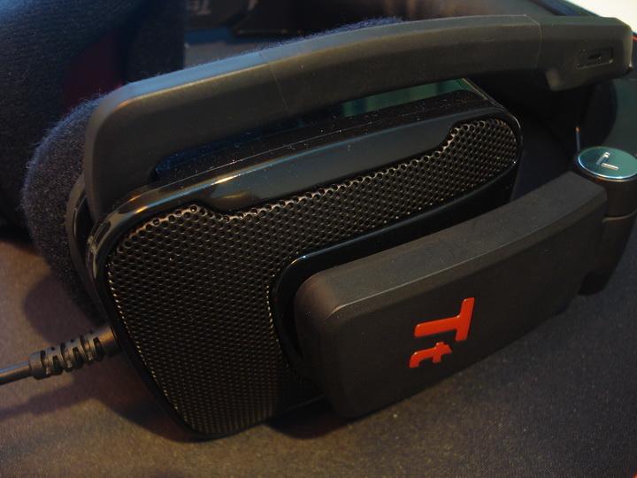 5 Tt eSPORTS Shock Gaming Headset