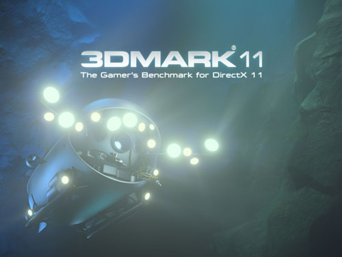 3dmark11 key art horizontal logo 3DMark 11 Basic Edition Released