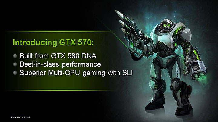 intro NVIDIA GeForce GTX 570 1280MB GDDR5 Debut Review