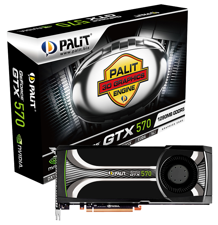 palit gtx570 NVIDIA GeForce GTX 570 1280MB GDDR5 Debut Review