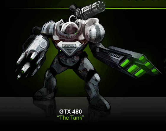 thetank NVIDIA GeForce GTX 570 1280MB GDDR5 Debut Review