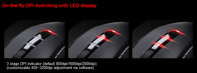 feature4 Gigabyte M6900 Optical Gaming Mouse