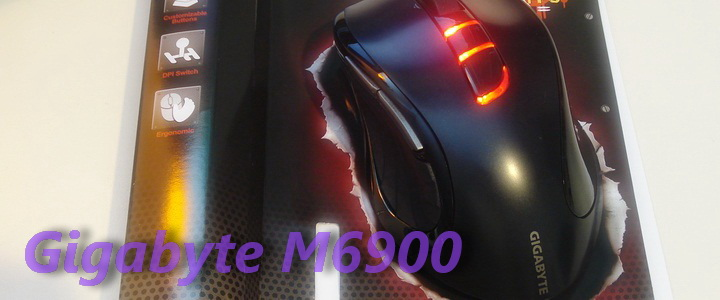 main1 Gigabyte M6900 Optical Gaming Mouse