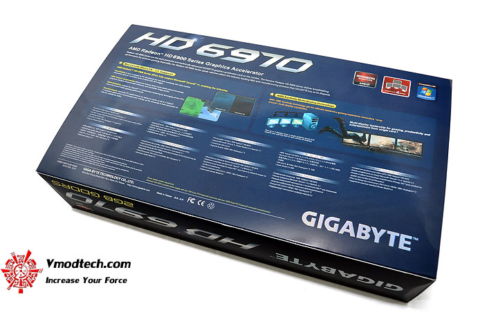 dsc 0113 GIGABYTE AMD Radeon HD 6970 2GB GDDR5 Debut Review