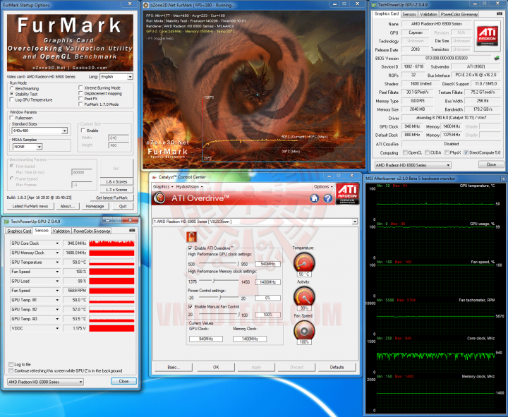 fm oc 720x591 GIGABYTE AMD Radeon HD 6970 2GB GDDR5 Debut Review
