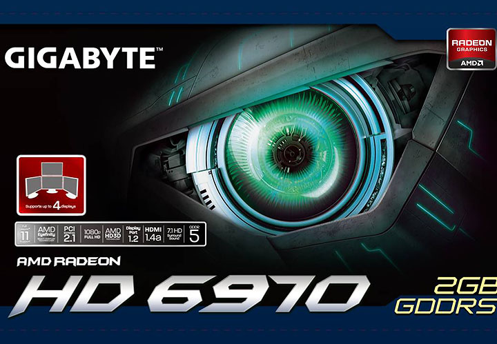 slide0 GIGABYTE AMD Radeon HD 6970 2GB GDDR5 Debut Review