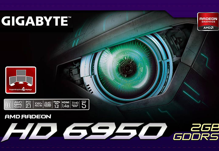 slide4 GIGABYTE AMD Radeon HD 6970 2GB GDDR5 Debut Review