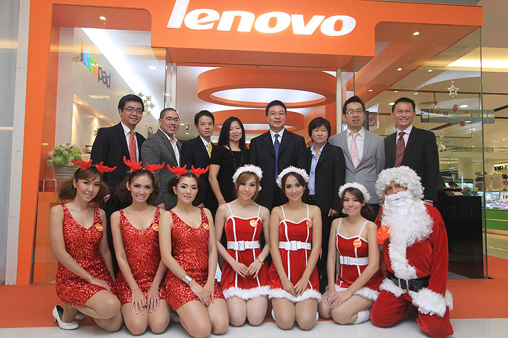 img 02771 เลอโนโวเปิดร้าน Lenovo Exclusive Store by Softworld ณ ศูนย์การค้าเซ็นทรัลเวิลด์ พร้อมรุกธุรกิจเต็มรูปแบบ
